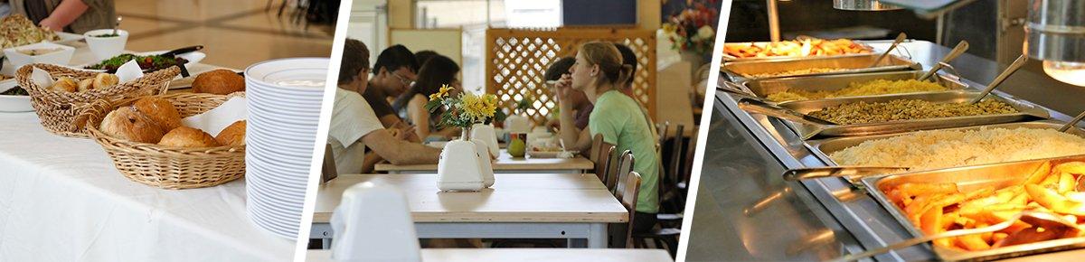 חדר אוכל - תמונה תיירות כפר מסריק