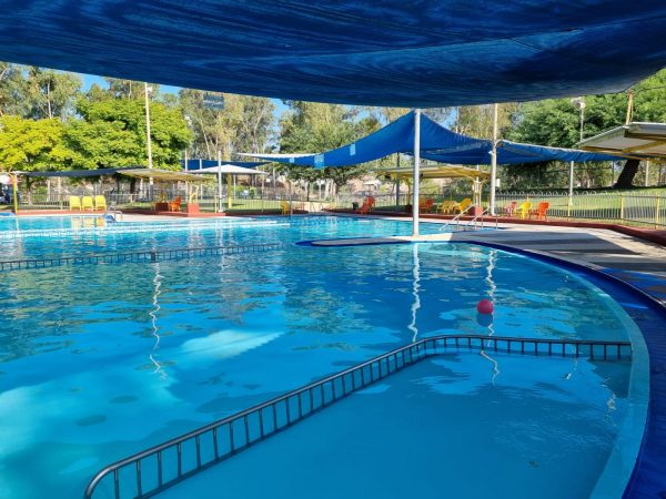 בריכת שחייה קיבוץ כפר מסריק